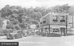 The Falls Tea Room c.1955, Dyserth