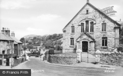 The Lower Village c.1955, Dyserth