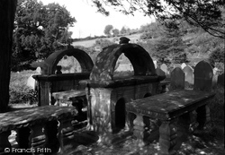 The Old Tombs Of The Princes c.1940, Dyserth