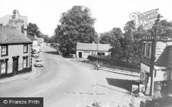 Dyserth, The Village c.1965