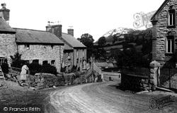Dyserth, Village c.1935