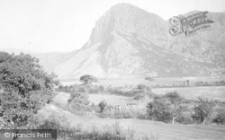 Dysynni Valley, Bird Rock c.1890