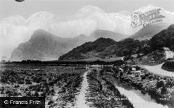 Dysynni Valley, Bird Rock c.1930