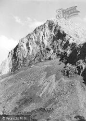 Dysynni Valley, Bird Rock c.1965