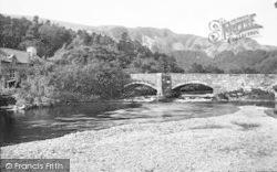 Dysynni Valley, Pont-Y-Garth 1892