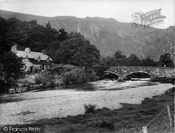 Dysynni Valley, Pont-Y-Garth 1925