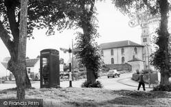 Eaglesham, Church c.1955