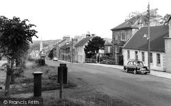 Eaglesham, Main Street c.1955