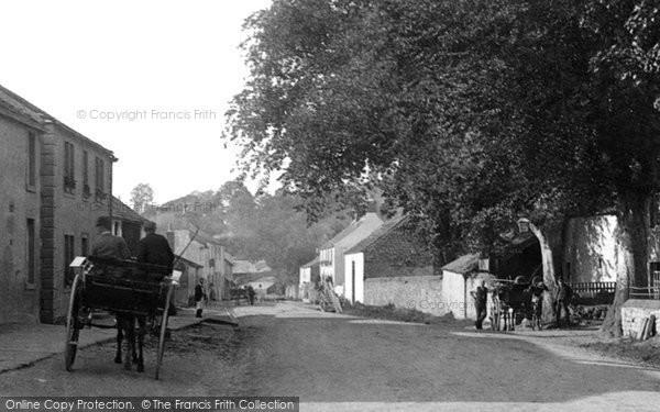 Eamont Bridge, 1893