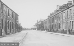 Earby, Colne Road c.1950