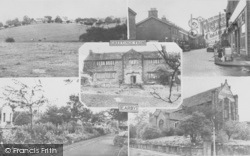 Earby, Composite c.1955