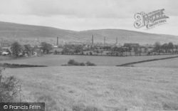 Earby, General View c.1950