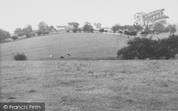 Earby, General View c.1955