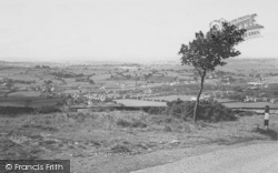 Earby, General View c.1965
