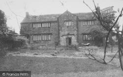 Earby, Old Grammar School c.1955
