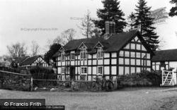 Eardisland, Bridge Cottage c.1950