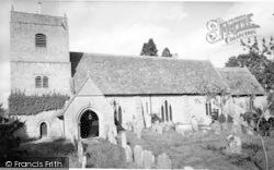Eardisland, Church Of St Mary The Virgin c.1960