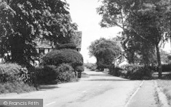 Eardisland, Leominster Road c.1955