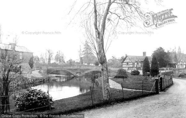 Eardisland, River Arrow 1906