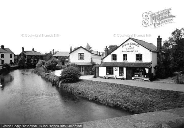 Eardisland, River Arrow c1955