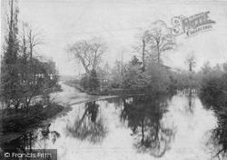 Eardisland, Staick House And River Arrow 1906