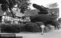 Eardisland, Staick House c.1955