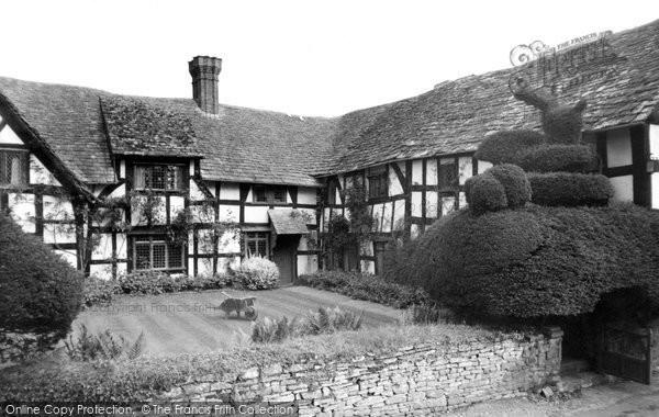 Eardisland, Staick House c1960
