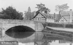Eardisland, The Bridge c.1950