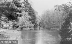 Eardisland, The River Arrow c.1950