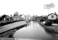 Eardisland, The River Arrow c.1955