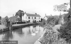 Eardisland, The River Arrow c.1960