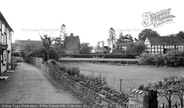 Eardisland, the Village c1960