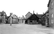 Eardisley, the Tram Inn c1950