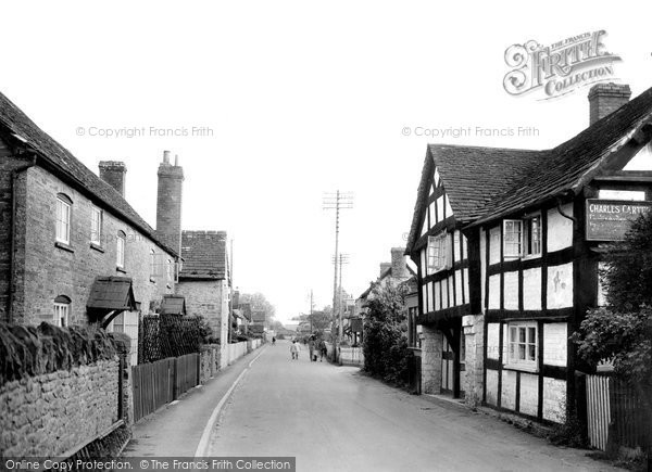 Eardisley, the Village c1950