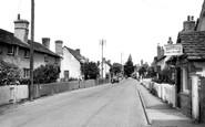 Eardisley, the Village c1955