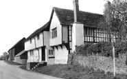 Eardisley, Upper House Farm c1950