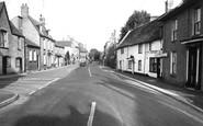 Earith, High Street c1955