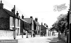 Earith, High Street c.1955