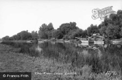 The River Ouse c.1955, Earith
