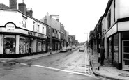 Earlestown, Bridge Street c1965