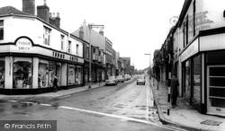 Earlestown, Bridge Street c.1965