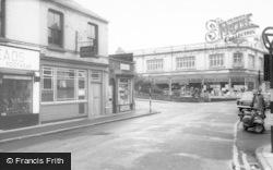 Earlestown, Earle Street c.1965