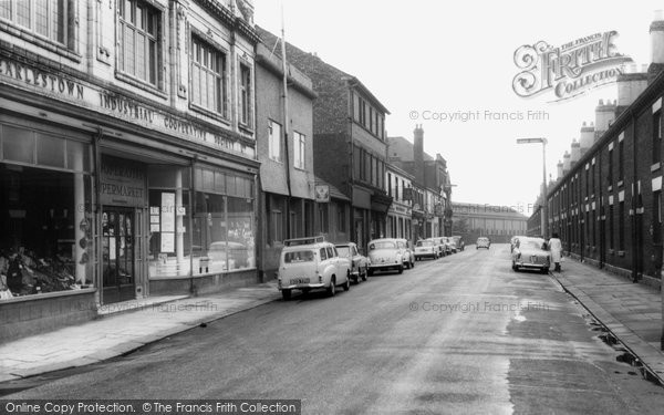 Earlestown, Earle Street c1965