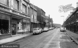 Earle Street c.1965, Earlestown