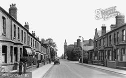 Earlestown, Market Street c.1955
