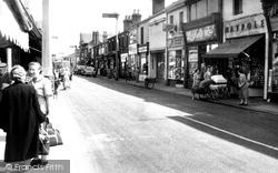 Earlestown, Market Street c.1960