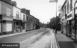 Earlestown, Market Street c.1965