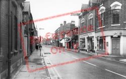 Market Street c.1965, Earlestown