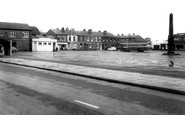 Earlestown, the Market c1960
