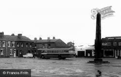 The Market Place c.1960, Earlestown